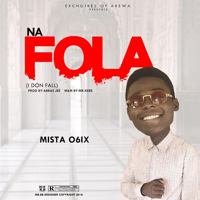 Mr O6ix - NA FOLA (I Don Fall) (M&M By Mrkebs Dynamix Rec)