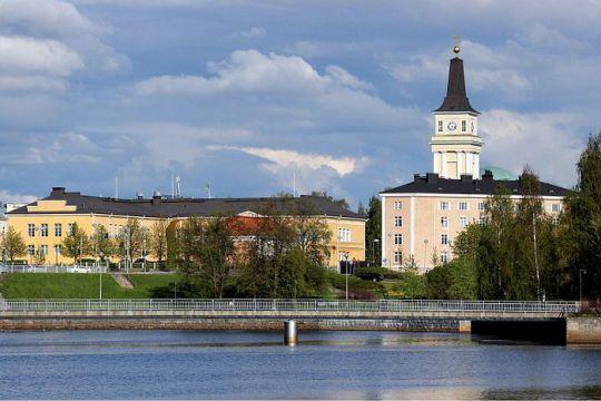 Oulu, Finlandia
