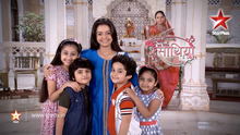 Indian TV serial Saath Nibhaana Saathiya star cast and trp rating