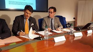 Intesa ADSP-CAR Portunus - Porti e Mercati di Roma insieme nel Mediterraneo