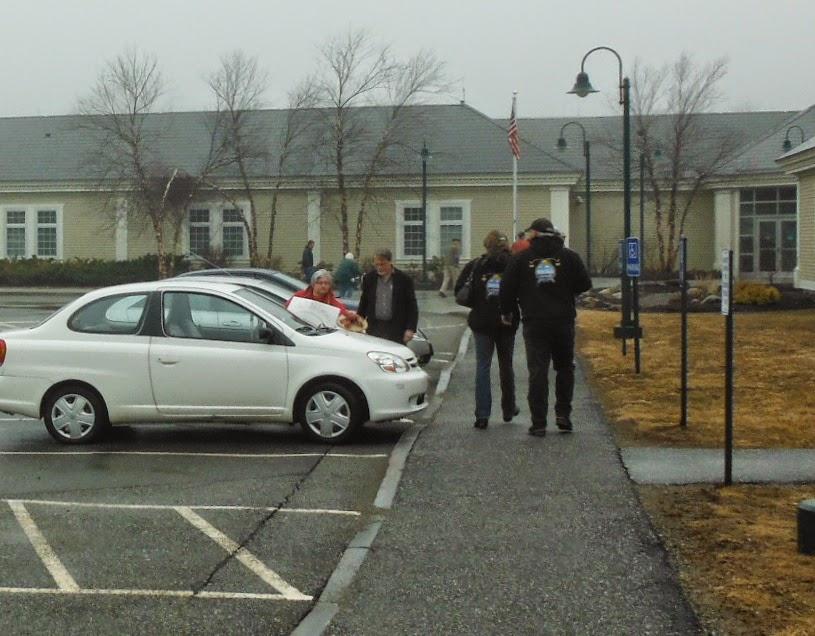 Friends of Penobscot Bay: Searsport Hbr Dredge Meeting
