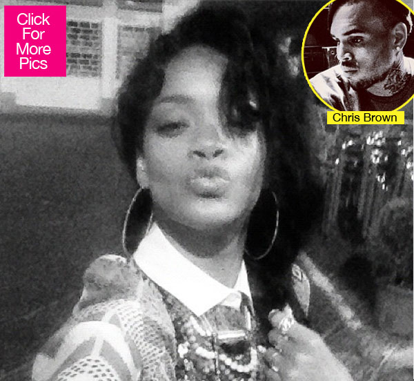 DailyGist360 - We care We share: Rihanna Tweets Kissy Face ...