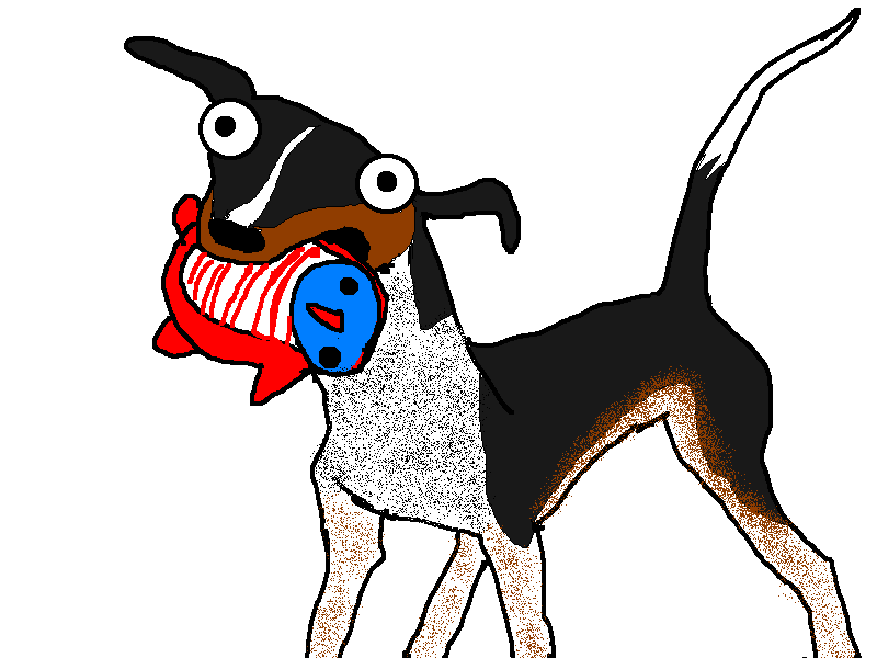 Dog Squeaky Toy App