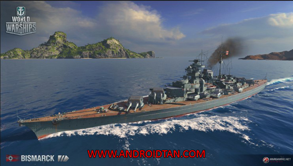 World of Warships Blitz Mod Apk