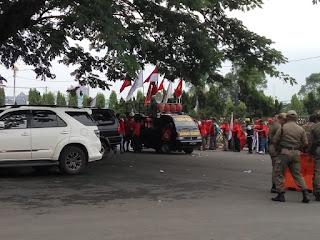 Pusat Perjuangan Rakyat Lampung Tolak Penetapan Upah Berdasarkan PP No.78/2015