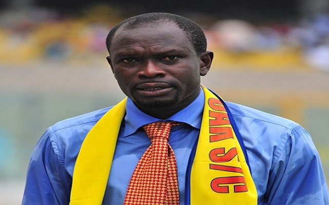 CK Akunnor targets Black Stars job