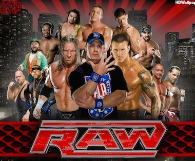WWE Monday Night RAW 2015