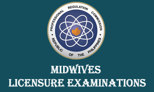 Top 10 Midwife Board Exam Passers November 2014