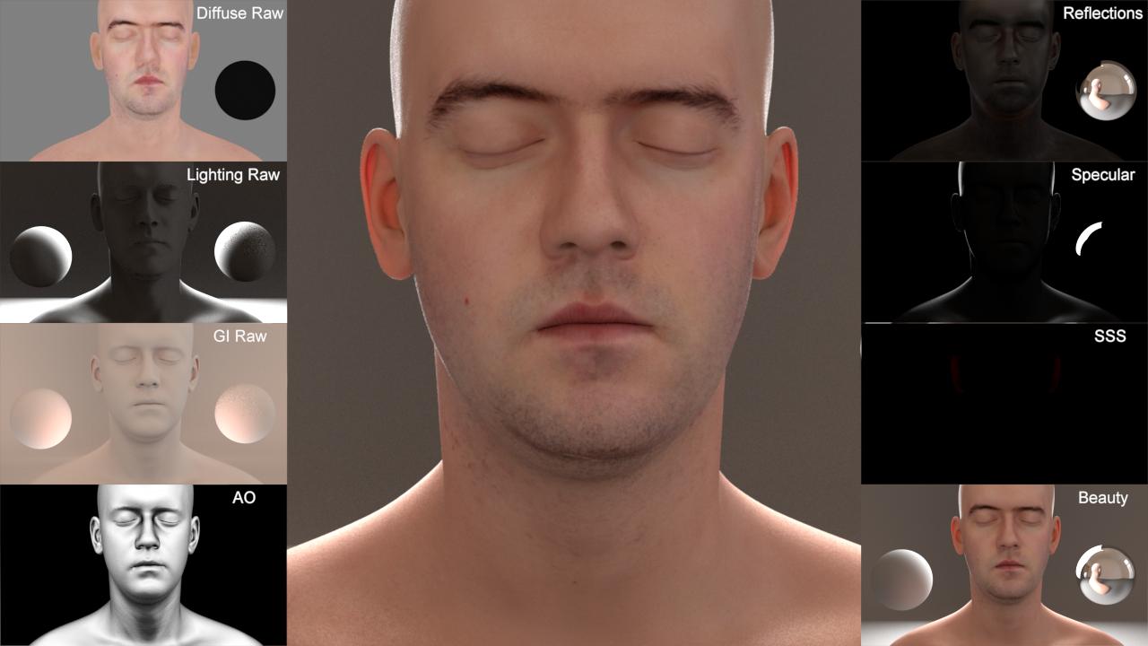 Antonio Neto - VFX Artist Portfolio: 3D Generalist