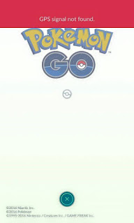 Cara Mengatasi GPS Signal Not Found Pokemon Go di Android
