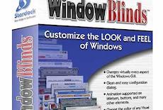 تحميل برنامج تغيير شكل الويندوز   Stardock WindowBlinds 10.74