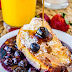 Brunch - Blueberry French Toast