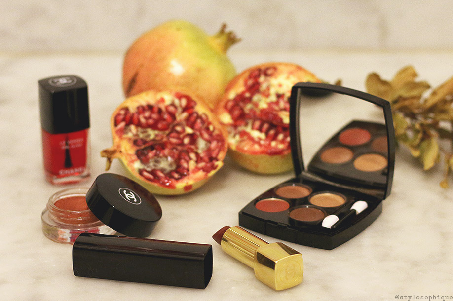 Chanel, Autunno 2016, Collezione autunnale, maquillage, make up, le rouge