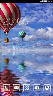 Tema Xiaomi Redmi 5A / Note 5A Terbaik - Balon