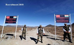 India Tibet Border Police Force Recruitment - Constable post
