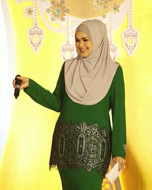 Penampilan Terkini Dato Seri Siti Nurhaliza