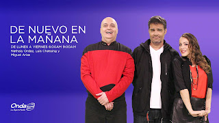 Despedida de Luis Chataing. Luis Chataing deja la radio de Venezuela. El último programa de radio de Luis Chataing