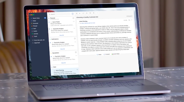Spark, a great alternative to Mail reaches macOS