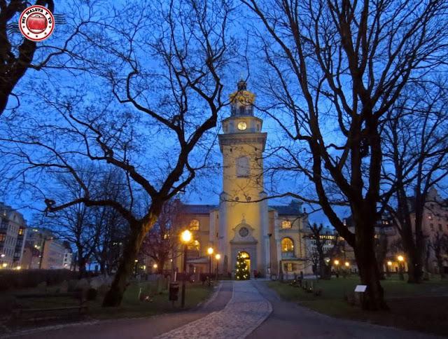 Sta. Maria Magdalena, Estocolmo, Suecia