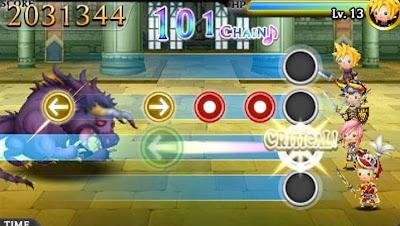 Theatrhythm Final Fantasy talvez tenha versões para Android, Windows Phone e iOS 2