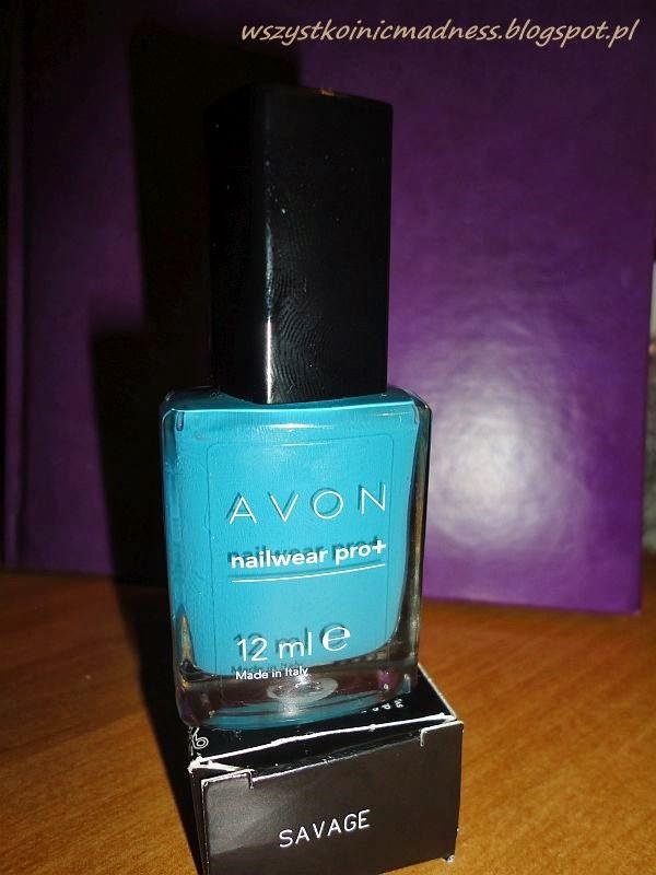 avon nailwear pro+ Savage