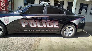 Enterprise Mississippi Police Car