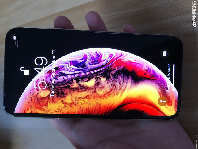 Apple iPhone Xs Images Leaked (unofficial )