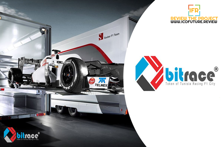 Bitrace - Decentralized Formula 1 Platform in Tunisia Powered by Blockchain