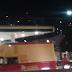 Kombi quebrada no viaduto UFRN causa lentidão sentido sul