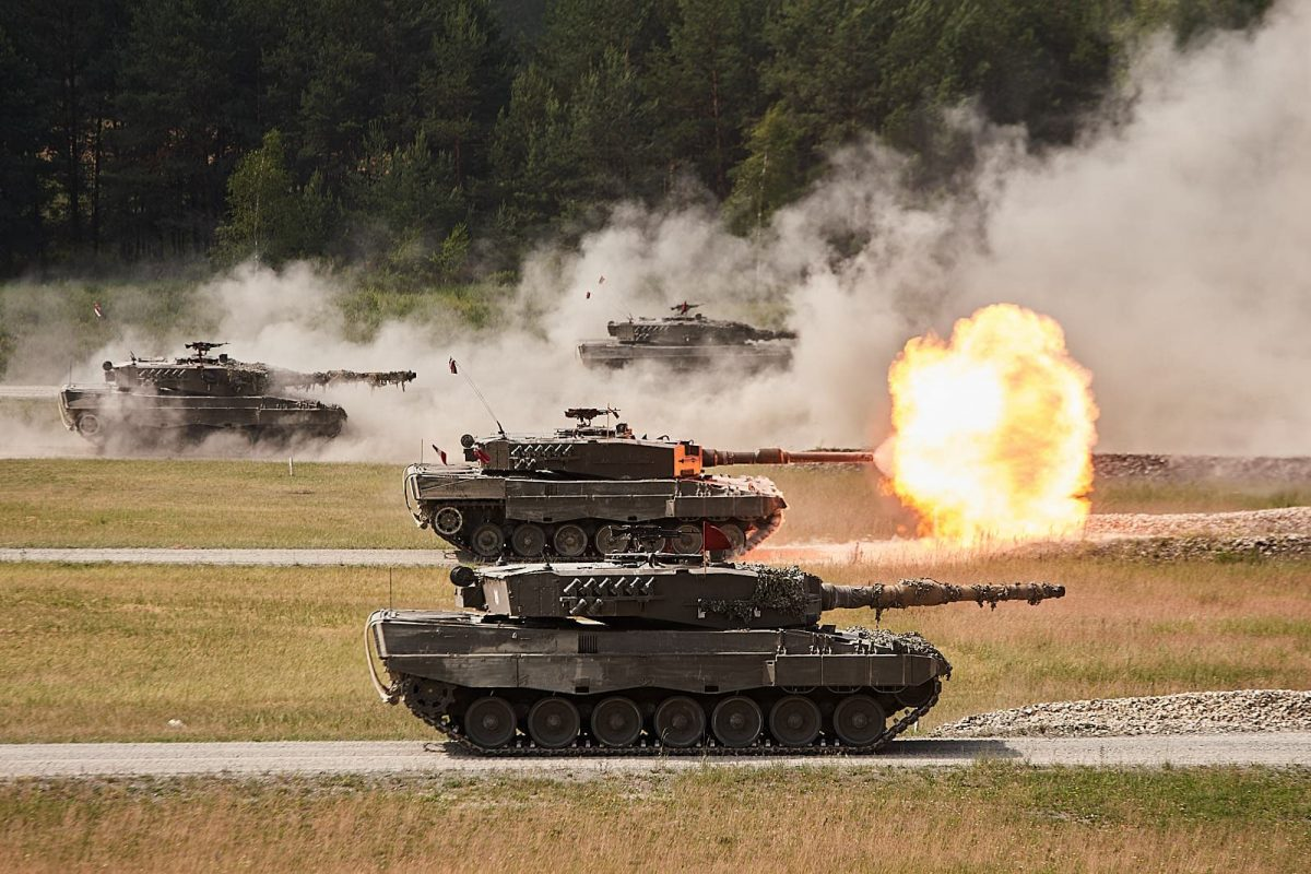 Танковый турнир НАТО