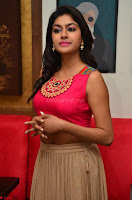 Akshita super cute Pink Choli at south indian thalis and filmy breakfast in Filmy Junction inaguration by Gopichand ~  Exclusive 078.JPG