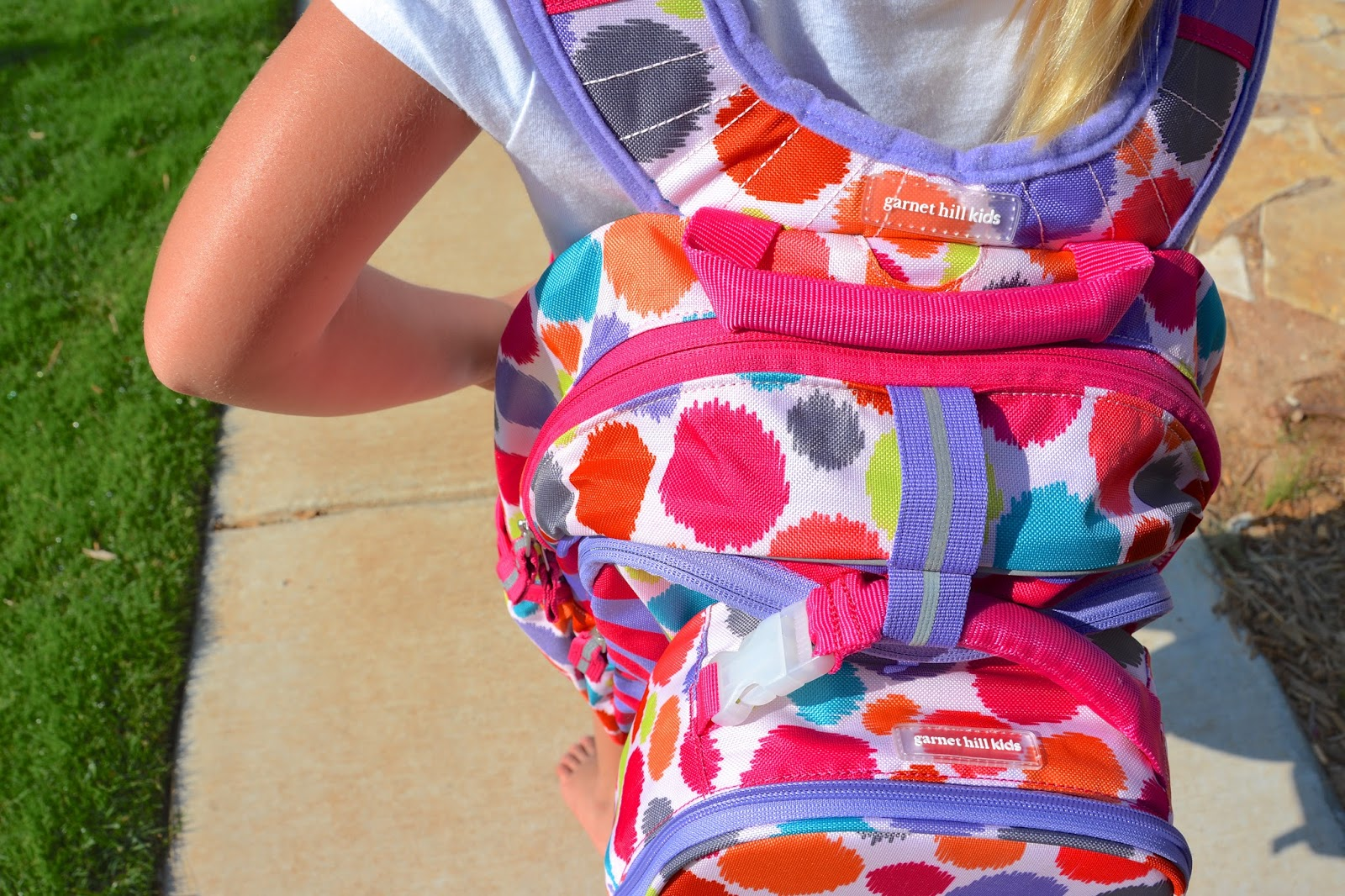 Garnet Hill Kids Backpacks & Lunch Boxes