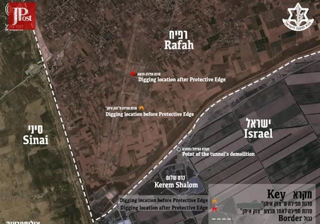 Israel bombardeia instalações do Hamas na Faixa de Gaza