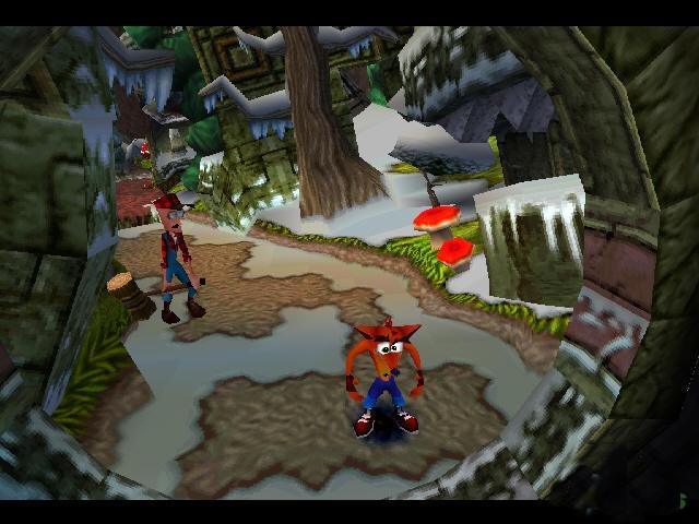 Crash bandicoot 2 playstation 1 download.