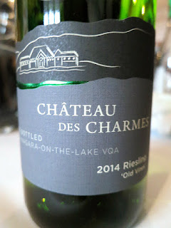 Château des Charmes Old Vines Riesling 2014 (89 pts)