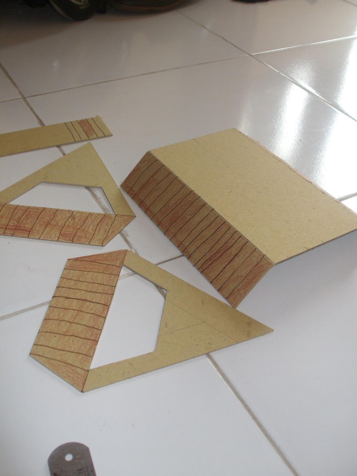 Cara Bikin Miniatur : bikin, miniatur, Membuat, Miniatur, Rumah, Sumatera, Barat, Cantik, Menawan