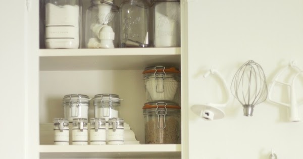Jenny Steffens Hobick Baking Pantry In A Cabinet
