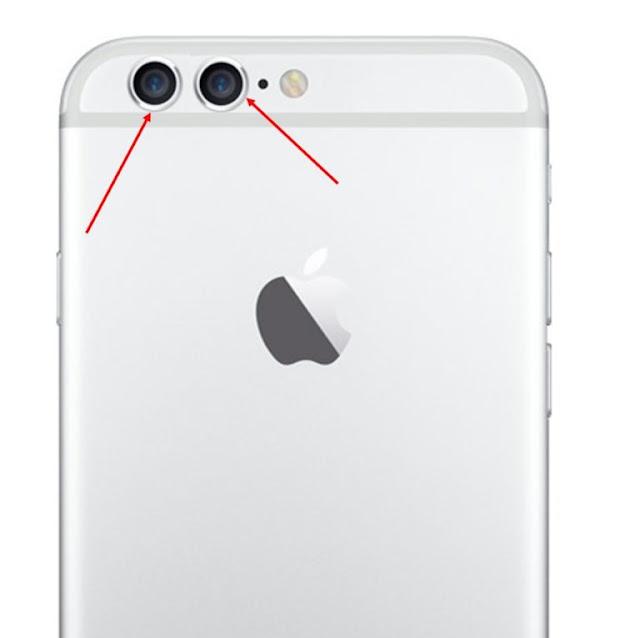 iphone 7 dual sensor camera.