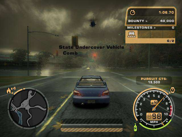 Jamatano: Need for Speed - Most Wanted