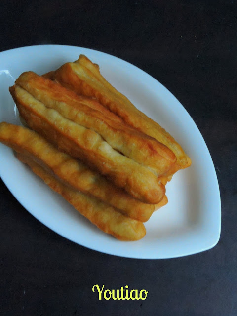 Youtiao, Chinese Bread Sticks