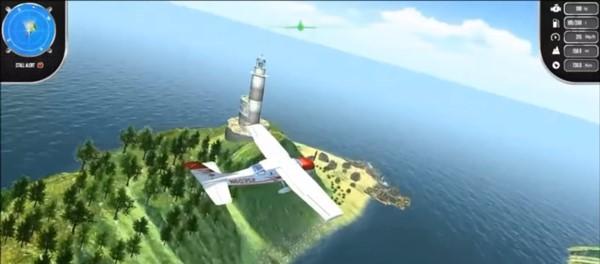 تنزيل لعبة Island Flight Simulator كاملة للحاسوب