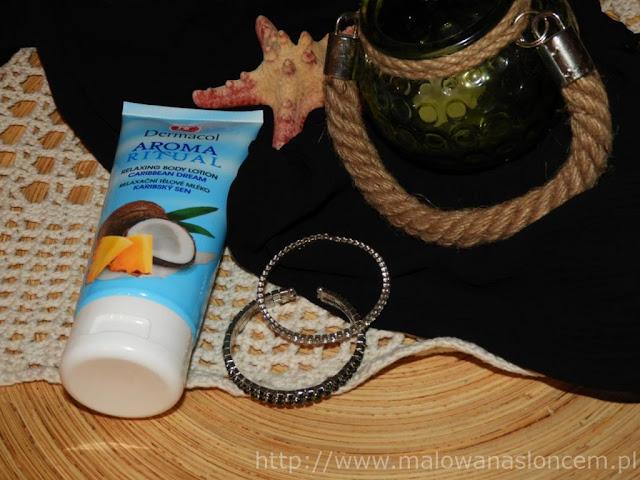 aroma ritual relaxing body lotion ~ caribbran dream ~ dermacol