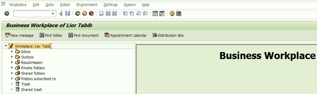 SAP Technologies: Catch an inbound mail in SAP