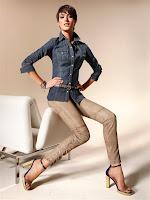 Bluza jeans MANDARIN (Heine)