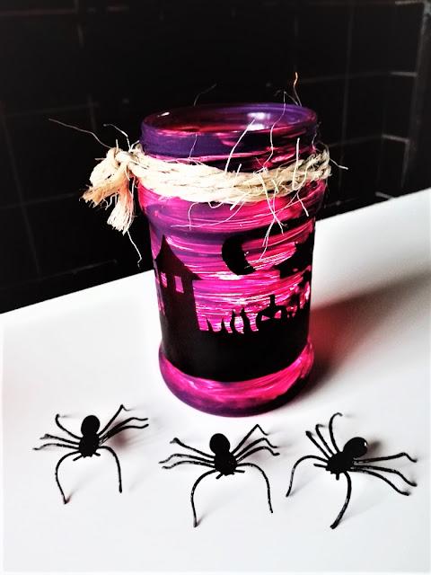 halloween diy, ozdoby halloween
