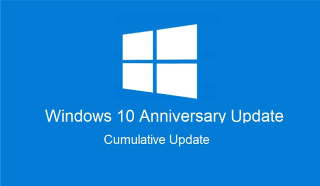Cumulative Update KB4038782 for Windows 10 v1607 Build 14393.1715