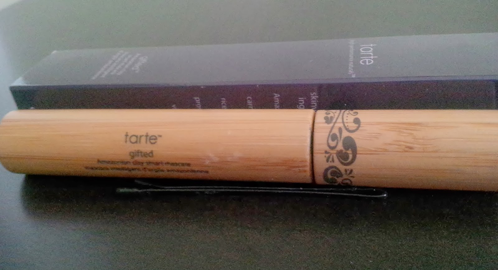 natural beauty tarte gifted amazonian clay smart mascara review