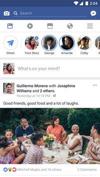 تنزيل وتحميل تطبيق فيس بوك Facebook للاندرويد مجانا