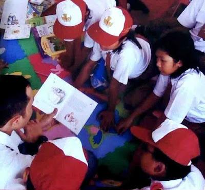 meningkatkan kecakapan literasi di sekolah dasar