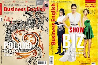 Business English wydanie specjalne 5/2017 i Business English 57/2017